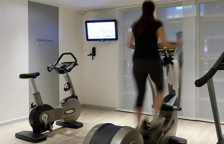 Novotel Suites Paris Montreuil Vincennes - Sport - 10
