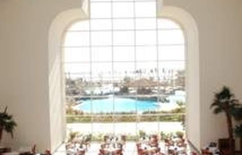Dessole Pyramisa Beach Resort y Sahl Hasheesh - Restaurant - 8