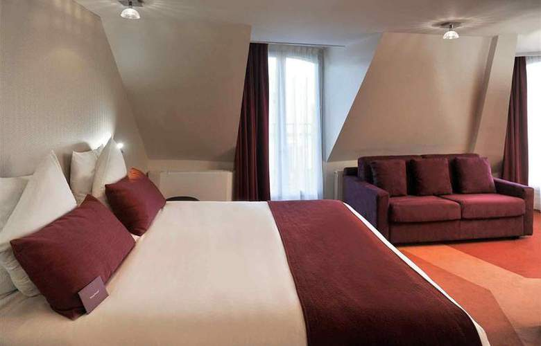 Mercure Paris Lafayette - Room - 39