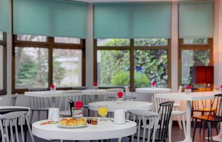 Citadines City Centre Grenoble - Restaurant - 7