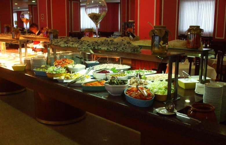 Gran Hotel Peñiscola - Restaurant - 29