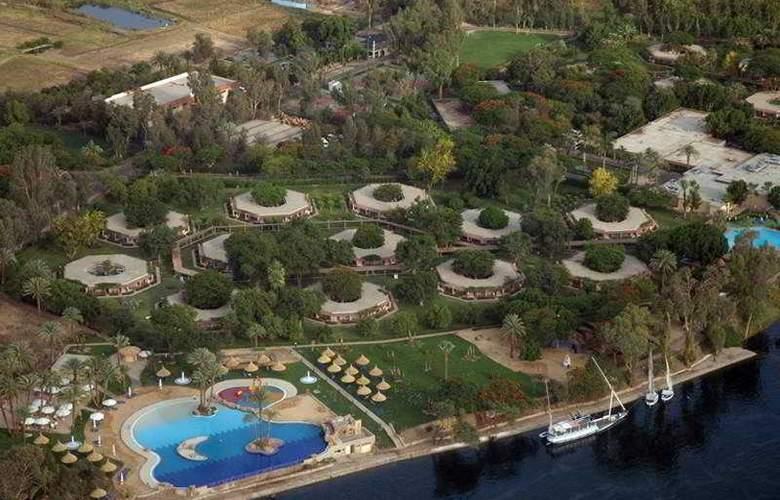Maritim Jolie Ville King's Island Luxor - Hotel - 0
