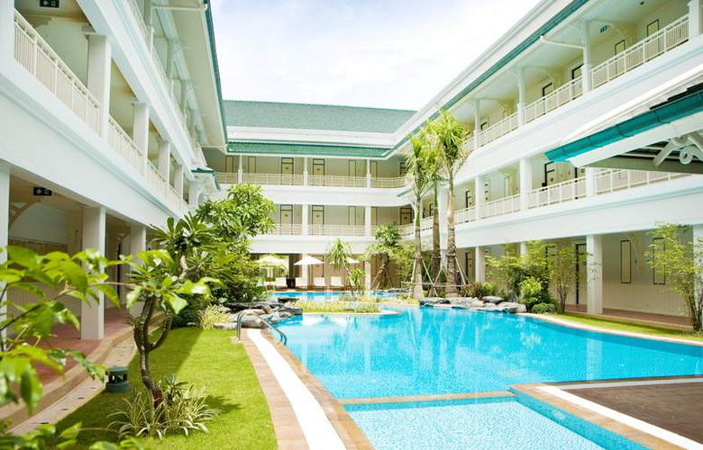 Buddy Oriental Riverside Nonthaburi - Hotel - 15