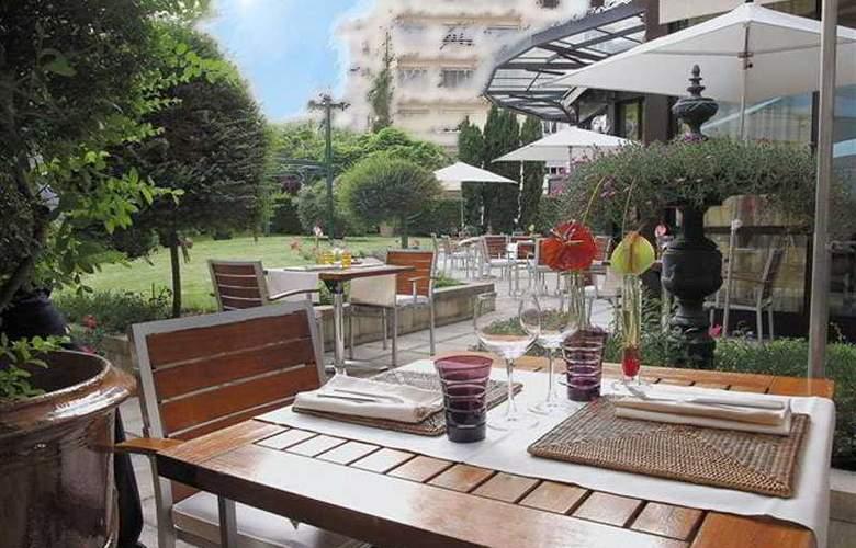 Warwick Reine Astrid - Lyon - Restaurant - 7