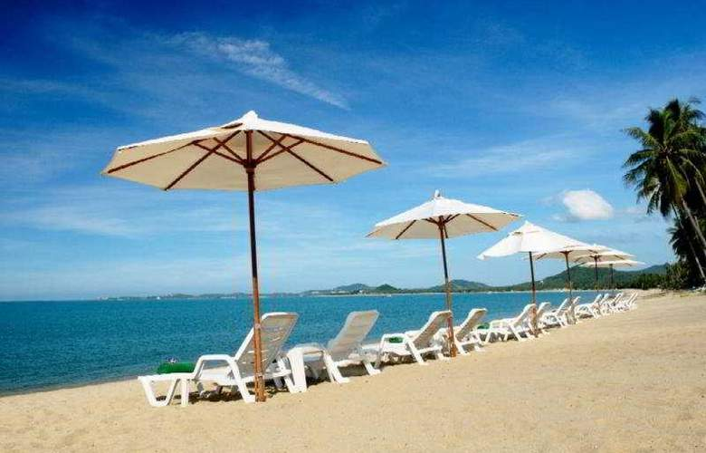 Samui Buri Beach Resort - Beach - 5