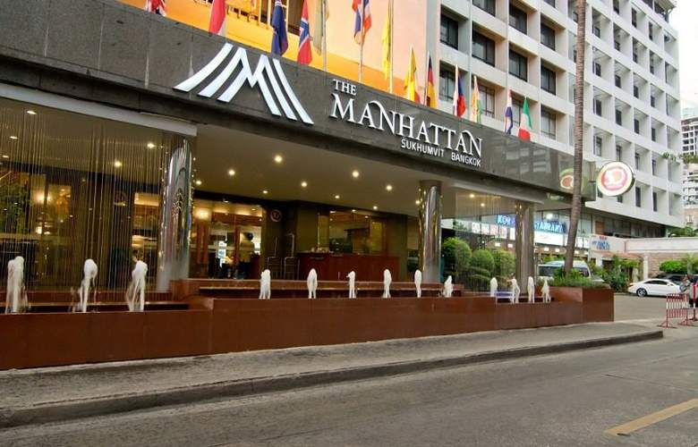 Manhattan Bangkok - Hotel - 8