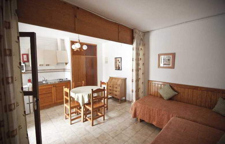 Zodiac Apartamentos - Room - 5