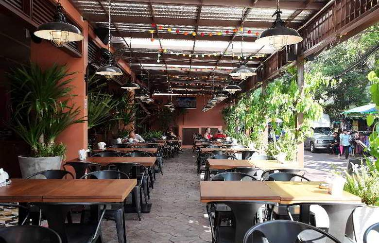 Rambuttri Village Inn & Plaza - Restaurant - 18