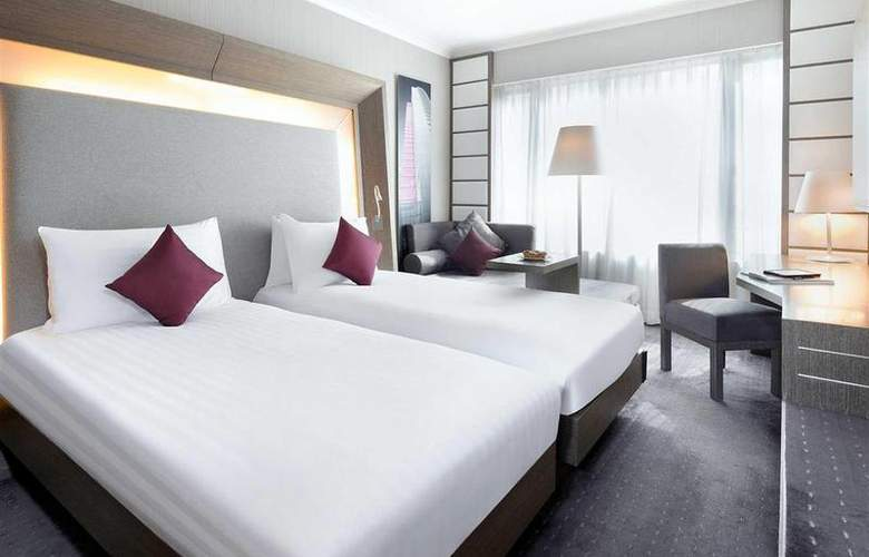 Novotel Nathan Road Kowloon - Room - 0