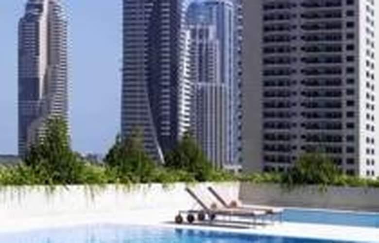 Radisson Blu Residence Dubai Marina - Pool - 6
