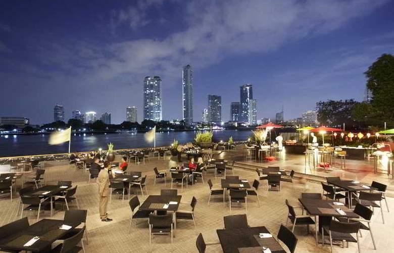 Chatrium Riverside Bangkok - Restaurant - 10
