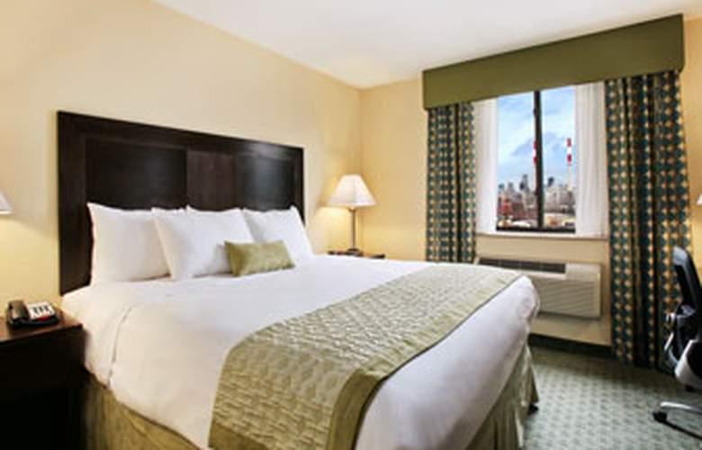 Ramada Long Island city - Room - 2