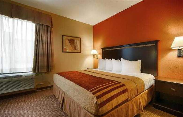 Best Western Greenspoint Inn and Suites - Hotel - 87