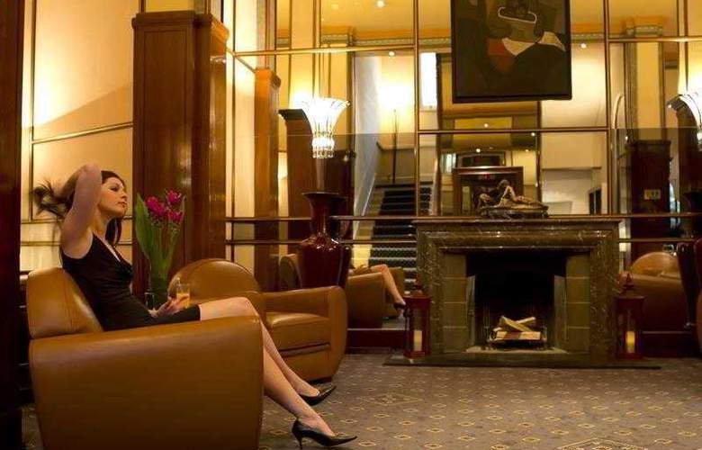 Best Western Plus Hotel Mirabeau - Hotel - 14