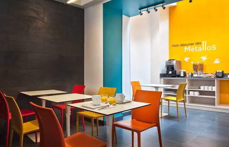 Des Metallos - Restaurant - 8