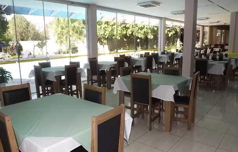 Alvorada Iguassu hotel - Restaurant - 8