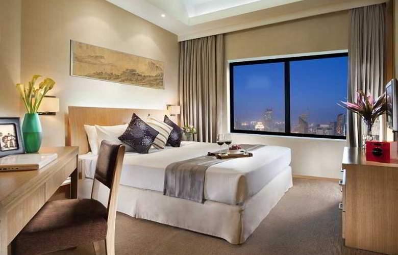Somerset International Building Tianjin - Room - 5
