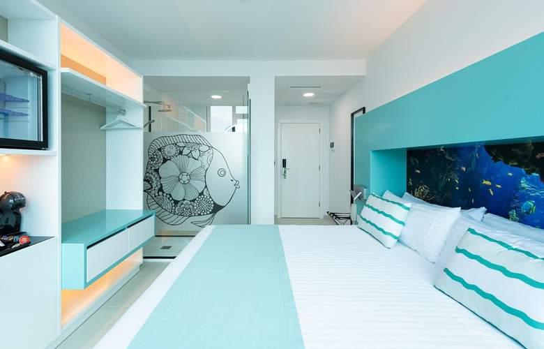 Cordial Vista Acuario - Room - 1