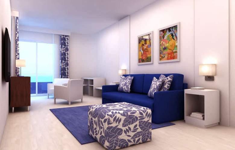 Tahiti Playa Suites - Room - 5