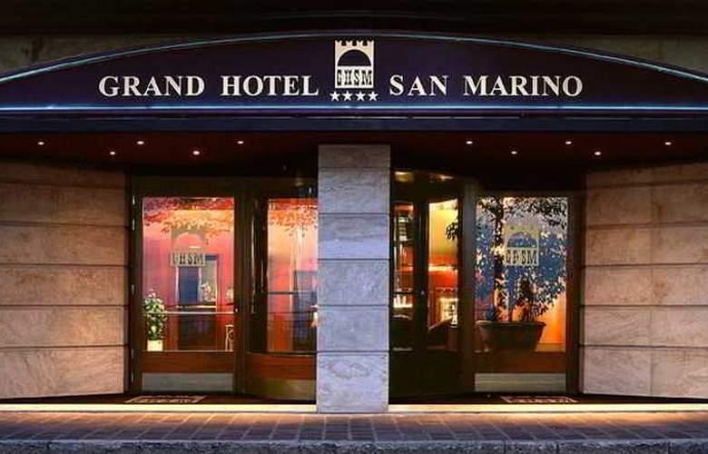 Grand Hotel San Marino - Hotel - 1