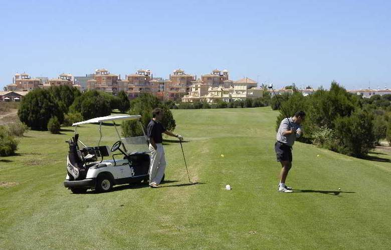 Dunas de Doñana Golf Resort - Hotel - 7