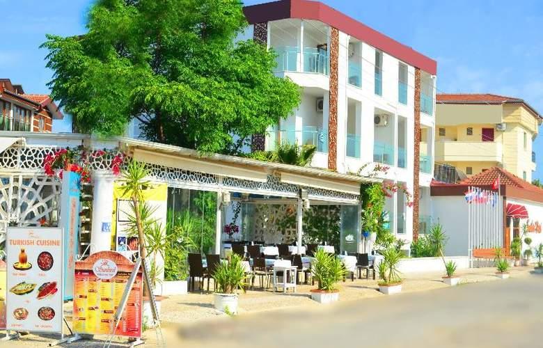 Sunbird Apart Hotel - Hotel - 11