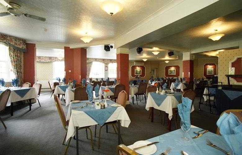 Bourne Hall Hotel - Restaurant - 3