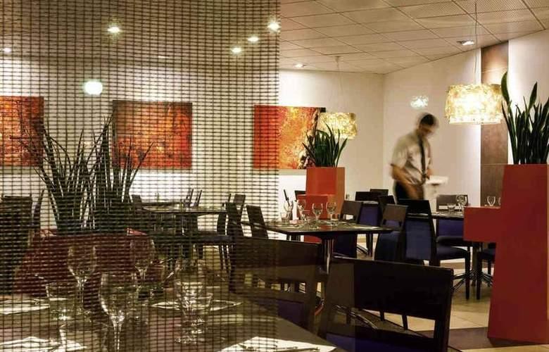 Novotel Marne La Vallee Noisy - Restaurant - 96
