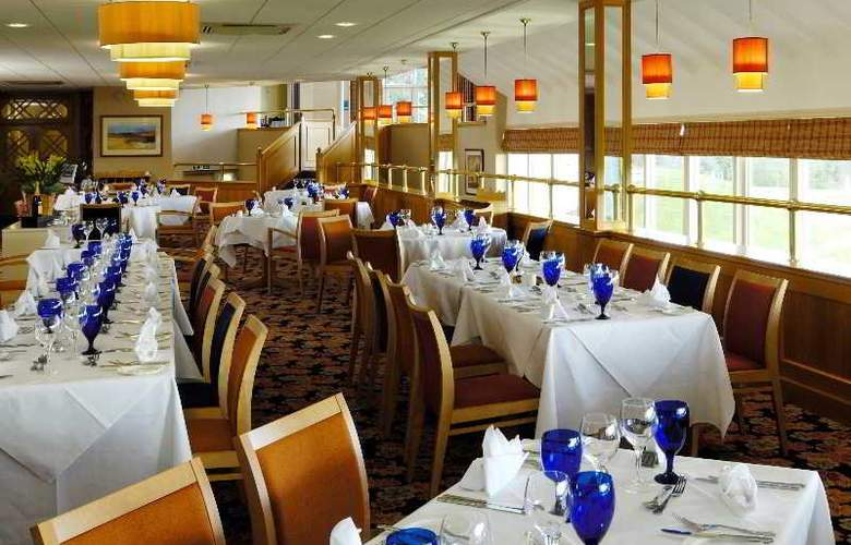 Tewkesbury Park Hotel, Golf & Country Club - Restaurant - 13