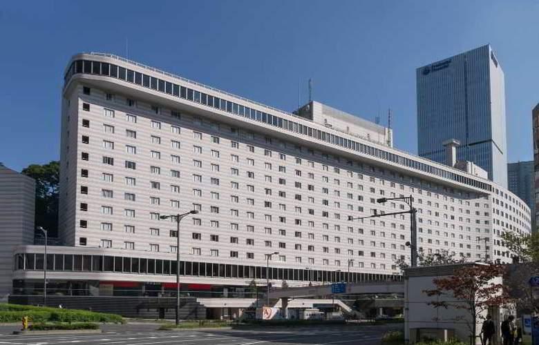 Akasaka Excel Hotel Tokyu - Hotel - 3