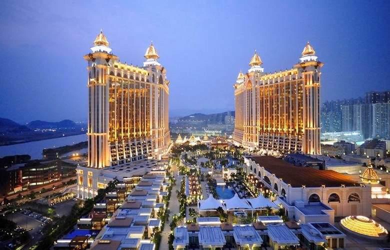 Banyan Tree Macau - Hotel - 3