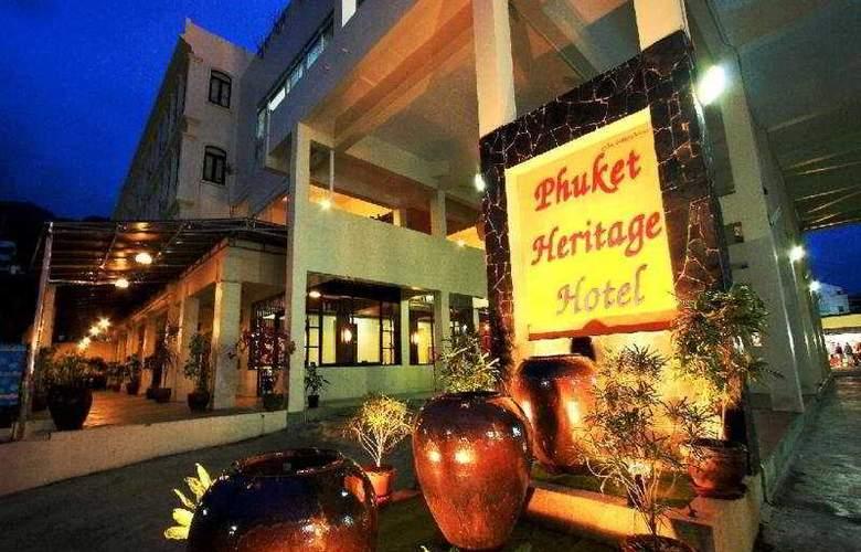 Phuket Heritage Hotel - General - 4