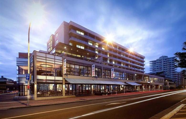 Novotel Sydney Manly Pacific - Hotel - 43