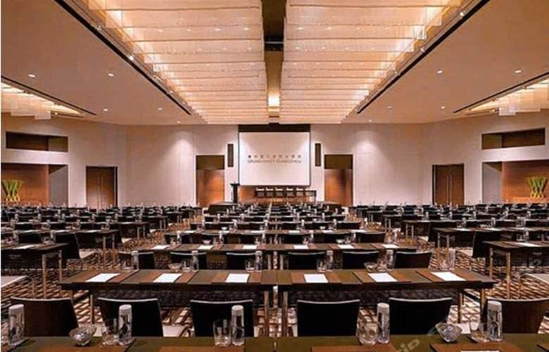 Grand Hyatt - Conference - 22