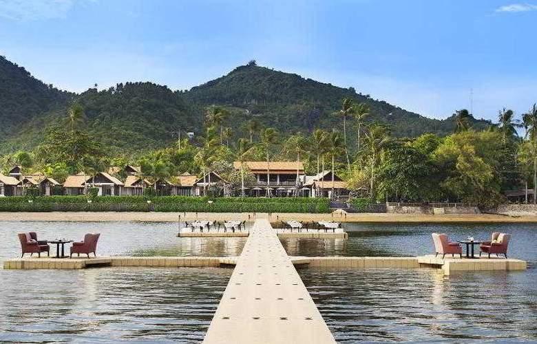 Le Meridien Koh Samui Resort & Spa(f.Gurich Samui) - Restaurant - 44