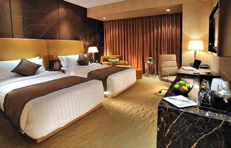 Crowne Plaza Chaoyang U-Town - Room - 1