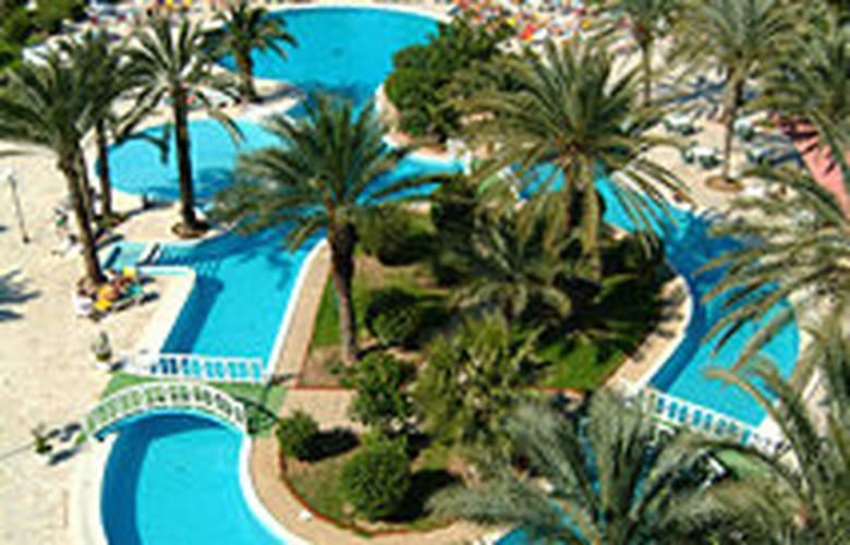 Riadh Palms - Pool - 0