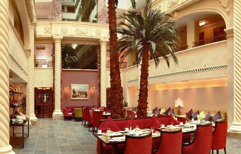Sonesta Hotel and Casino Cairo - Restaurant - 24