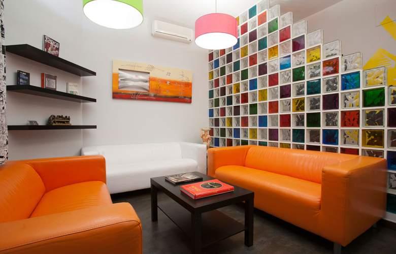 JC Rooms Santa Ana - General - 2