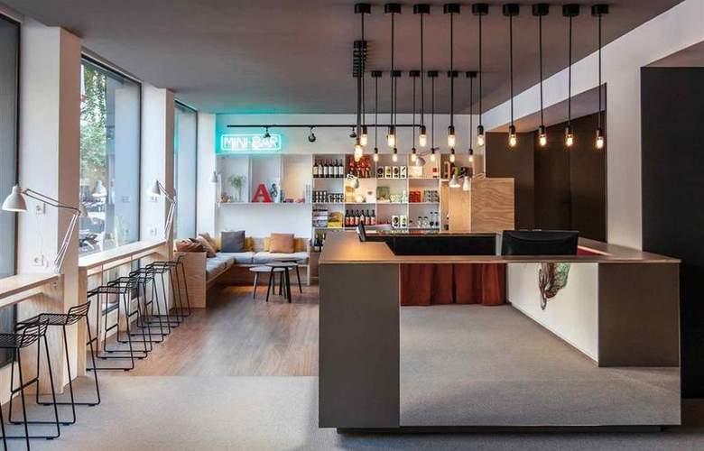 Mercure Barcelona Condor - Restaurant - 33