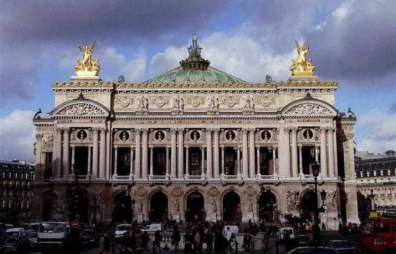 Mercure Paris Champs Elysées - Hotel - 8