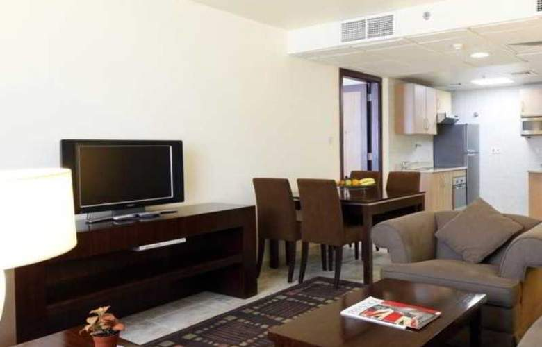 Avari Hotel Apartments Al Barsha - Room - 7