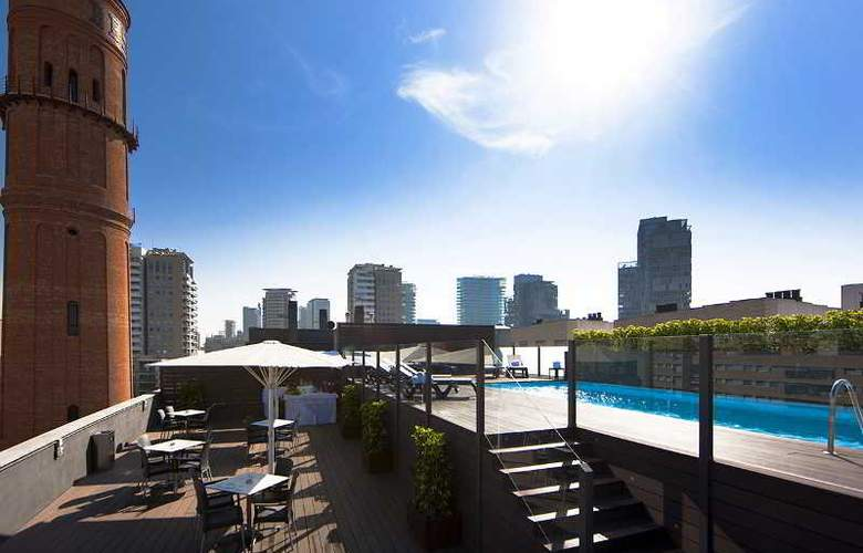 Attica21 Barcelona Mar - Terrace - 7