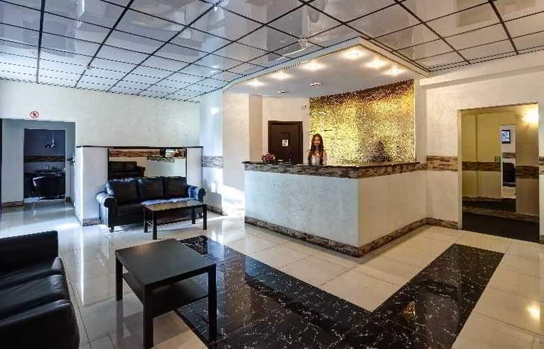 Grand Hotel Ladoga - Hotel - 0