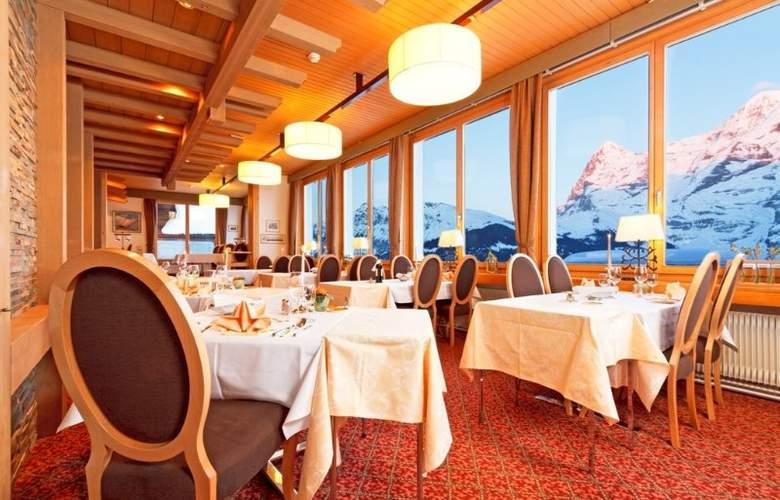 Eiger Swiss Quality - Restaurant - 12