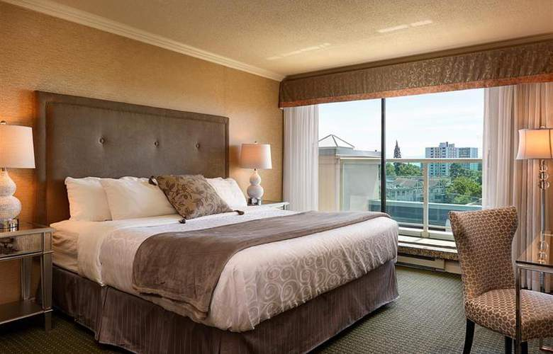 Best Western Plus Inner Harbour - Room - 147