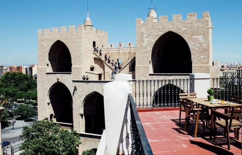 Valenciaflats Torres de Serranos - Hotel - 0