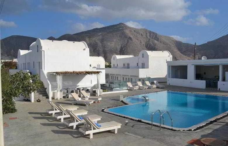 Odysseas Hotel - Hotel - 0