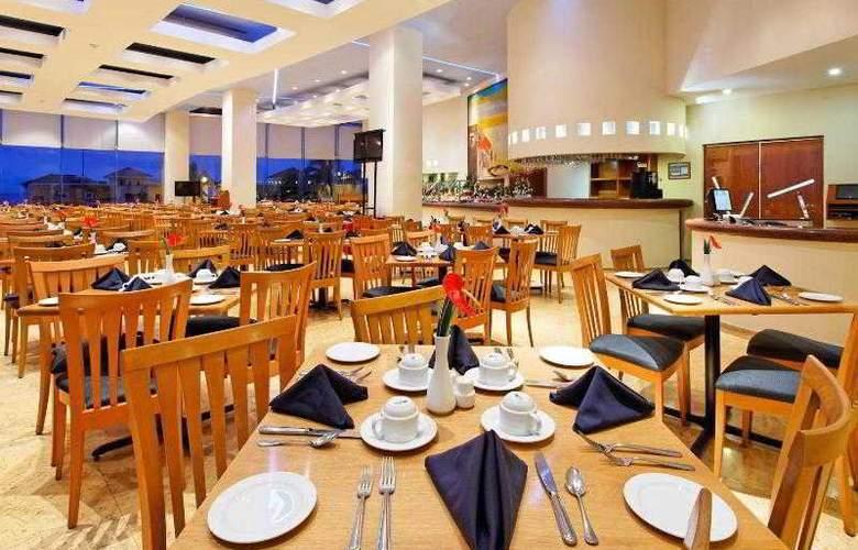 Holiday Inn Veracruz Boca del Rio - Restaurant - 33