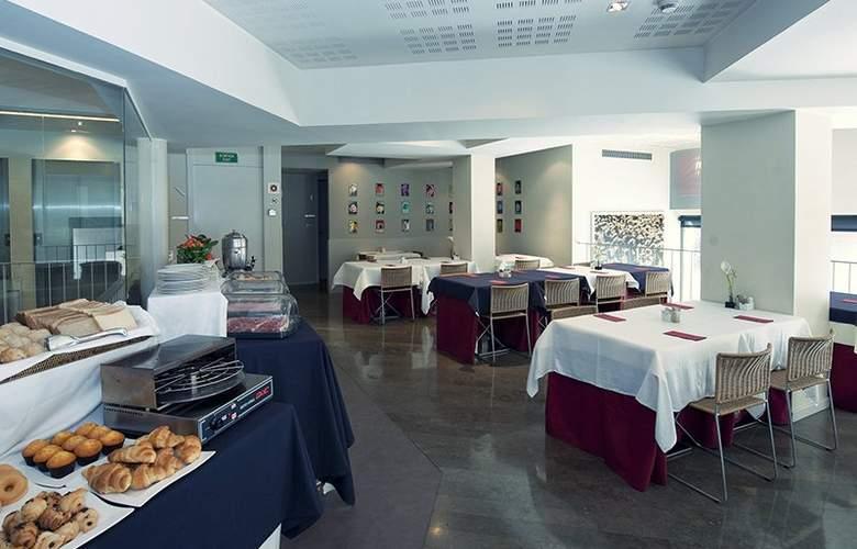 Amister Art Barcelona Sercotel - Restaurant - 1